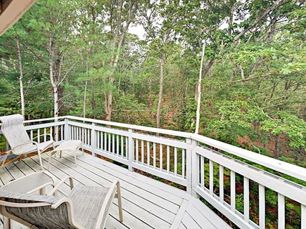 Wellfleet Cape Cod vacation rental - Wrap around deck