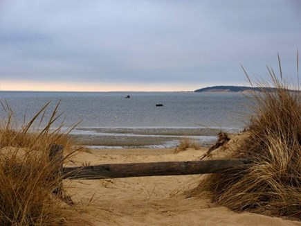 Wellfleet Cape Cod vacation rental - Mayo Beach