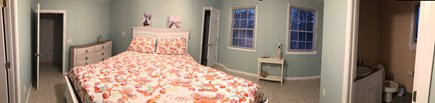 Mashpee Cape Cod vacation rental - 2nd master BR has king bed and private bath
