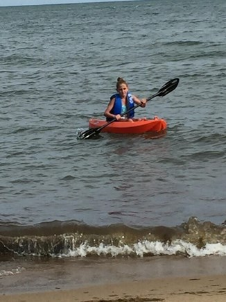 Mashpee Cape Cod vacation rental - Bring or rent kayaks and paddle boards to enjoy on the ocean.
