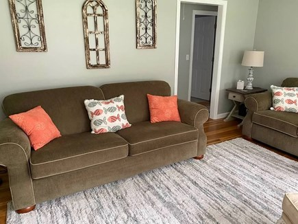 West Yarmouth Cape Cod vacation rental - Warm, bright and cozy family room