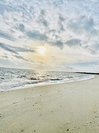 West Yarmouth Cape Cod vacation rental - Smuggler's Beach - Late Summer/Early Fall