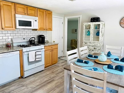 West Yarmouth Cape Cod vacation rental - Light, spacious recently updated kitchen