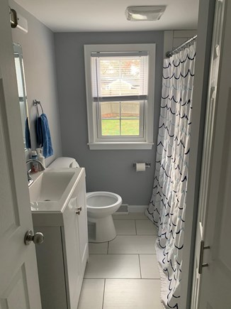 Dennis Cape Cod vacation rental - Full bath on 1st floor