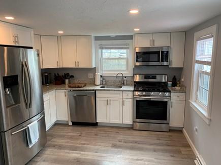 Dennis Cape Cod vacation rental - Modern Kitchen w/ dishwasher, microwave, coffee machine