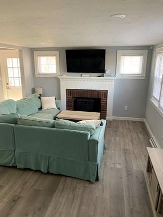 Dennis Cape Cod vacation rental - 1st Floor Living Room area just off kitchen