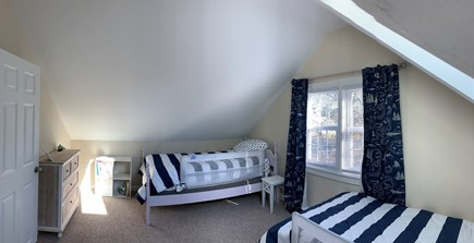 Dennis Cape Cod vacation rental - Twin Beds on second floor