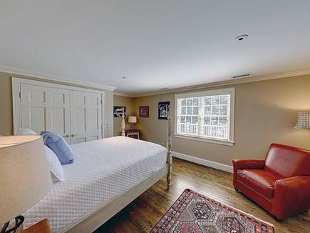 Marstons Mills, Barnstable Cape Cod vacation rental - Second floor Queen bedroom with water views