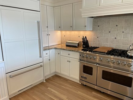 South Chatham Cape Cod vacation rental - Sub zero refrigerator and lots of counter and cabinet space