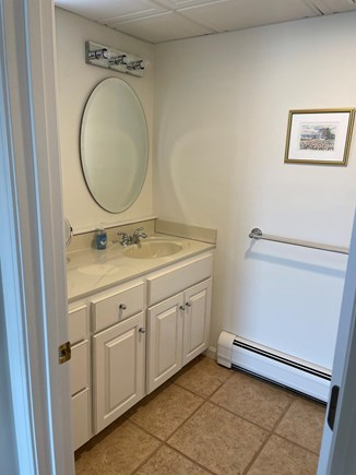 South Chatham Cape Cod vacation rental - First level full bath with shower