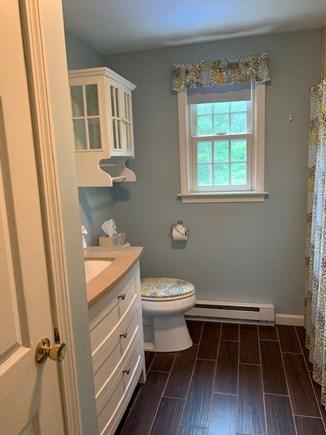 Orleans Cape Cod vacation rental - Main bathroom off hall