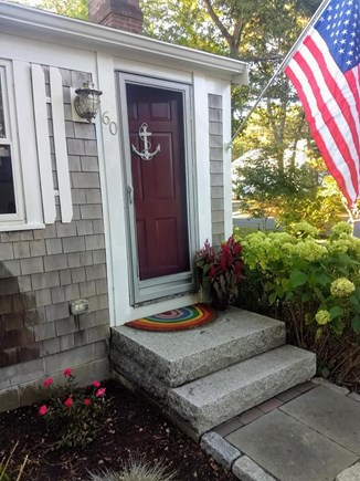 Yarmouth Cape Cod vacation rental - Screen doors in the front and back for cool sea breezes.