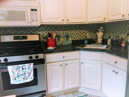 Yarmouth Cape Cod vacation rental - Updated kitchen with all amenities.