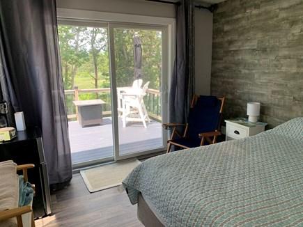 South Yarmouth Cape Cod vacation rental - Master bedroom King temper pedic  bed