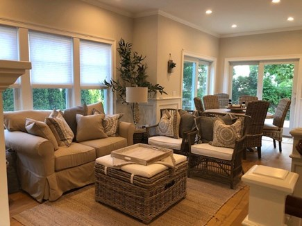 Dennis Cape Cod vacation rental - Family/living area