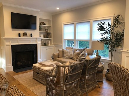 Dennis Cape Cod vacation rental - Bright lighting in family/living area