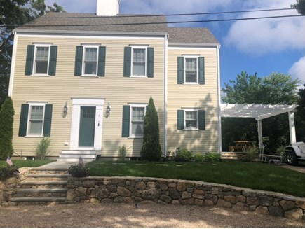 Dennis Cape Cod vacation rental - Newly built 4 bedroom home,A/C 3/10 mile to Mayflower beach