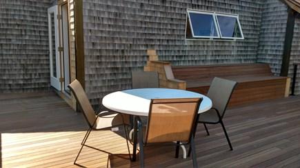 Truro Cape Cod vacation rental - East Deck-2nd floor