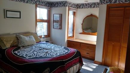Truro Cape Cod vacation rental - Queen Bedroom- 1st floor