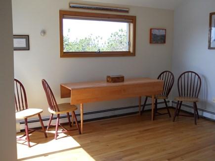 Truro Cape Cod vacation rental - Dining Area-2nd floor