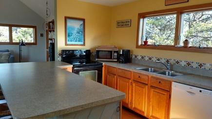 Truro Cape Cod vacation rental - Kitchen-2nd floor