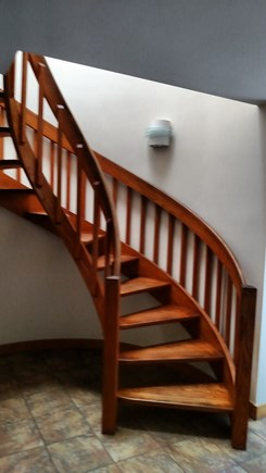 Truro Cape Cod vacation rental - Stairs to 2nd Floor