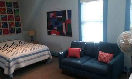 Wellfleet, Down Town Village Cape Cod vacation rental - 2nd floor bedroom in main house