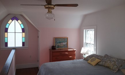 Wellfleet, Down Town Village Cape Cod vacation rental - Loft bedroom