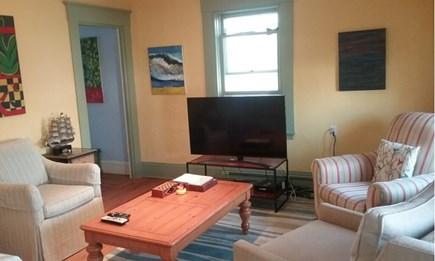 Wellfleet, Down Town Village Cape Cod vacation rental - Living room