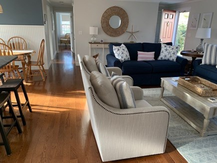 Orleans Cape Cod vacation rental - Living room from another angle.