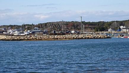Wellfleet Cape Cod vacation rental - Wellfleet Harbor across the water.