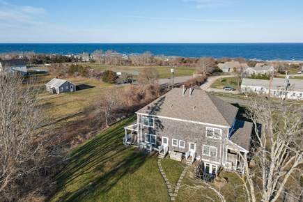Dennis Cape Cod vacation rental - Aerial Shot