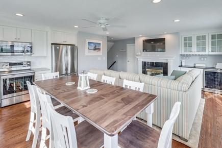Dennis Cape Cod vacation rental - Kitchen/Living Room