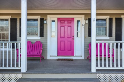 Dennis Cape Cod vacation rental - Entrance