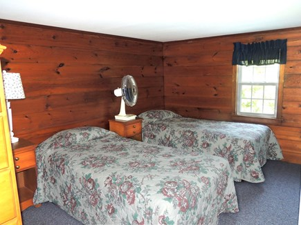 West Dennis Cape Cod vacation rental - Second floor bedroom with 3 twin beds