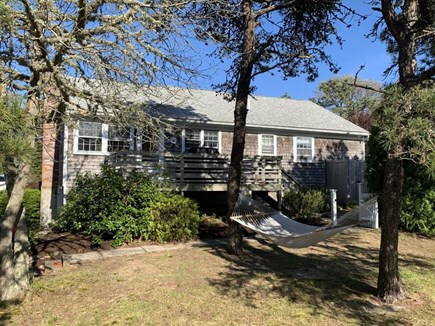 Chatham Cape Cod vacation rental - Back of House
