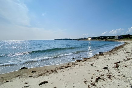 Falmouth Cape Cod vacation rental - New Silver Beach