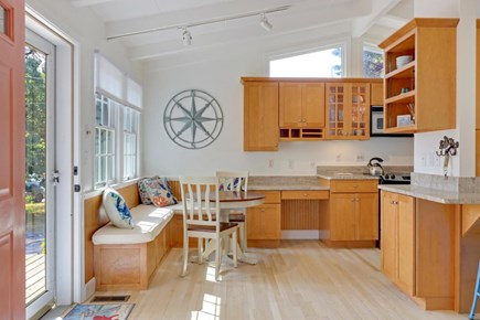 Falmouth Cape Cod vacation rental - Breakfast Nook