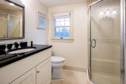 Orleans Cape Cod vacation rental - Upstairs full bathroom with stand up shower