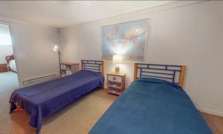 North Dennis, Mayflower Beach  Cape Cod vacation rental - New beds coming. Three twins