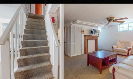 North Dennis, Mayflower Beach  Cape Cod vacation rental - New day bed coming. Twin