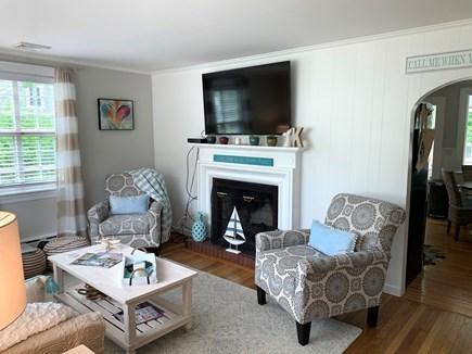 Dennis, Mayflower Beach  Cape Cod vacation rental - Living Room