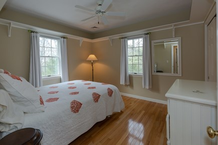 Centerville Cape Cod vacation rental - Bedroom 2 with queen size bed (second level)