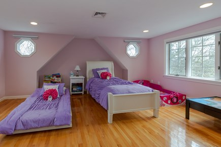 Centerville Cape Cod vacation rental - Bedroom 3 on second floor with 2 twins