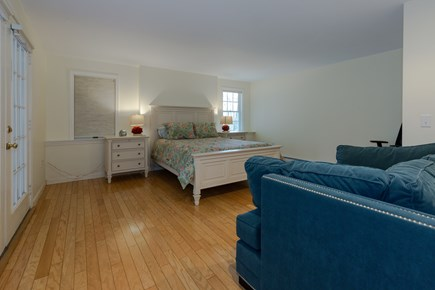 Centerville Cape Cod vacation rental - Bedroom 4 on walk-out lower level with Queen