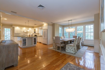 Centerville Cape Cod vacation rental - Gorgeous Open Concept Kitchen-Dining