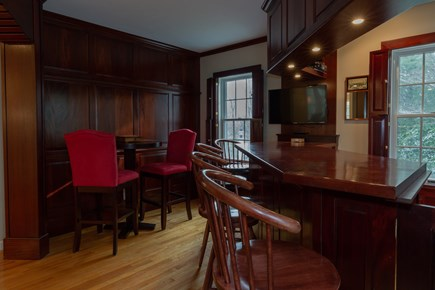 Centerville Cape Cod vacation rental - Built-in private bar for entertaining