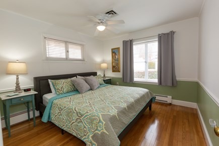 Hyannis Cape Cod vacation rental - Second bedroom with king size bed