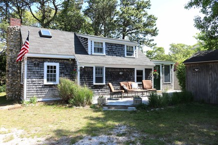 Dennisport Cape Cod vacation rental - Front of House