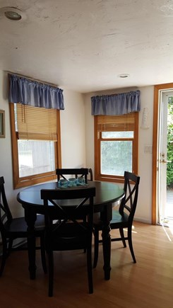 Dennisport Cape Cod vacation rental - Sunny Dining Room